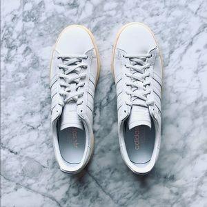 Adidas Originals Campus Nubuck sneakers Sz 9.5
